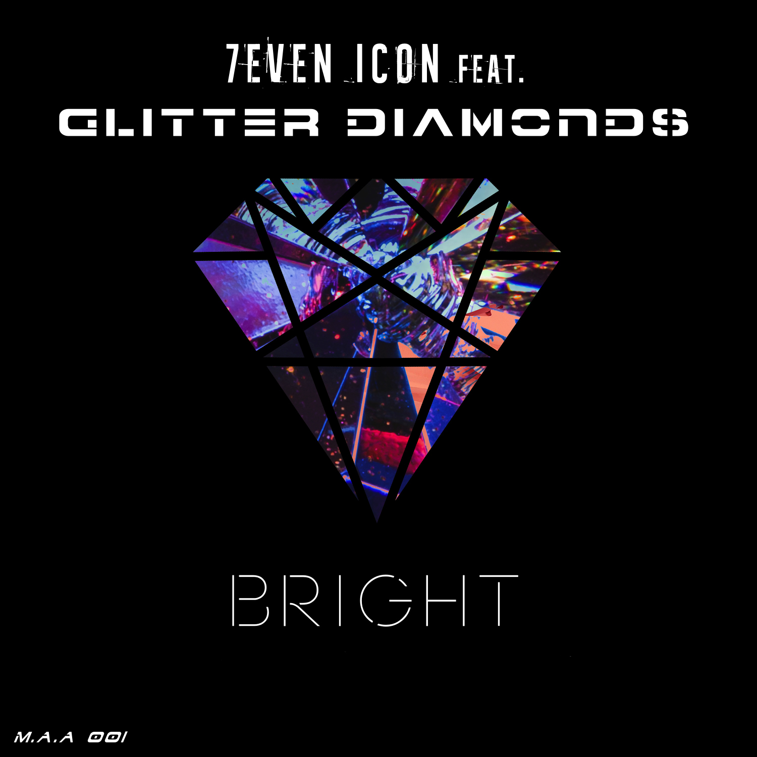 7even Icon feat Glitter Diamonds - Bright (Music Audio Arrangements)