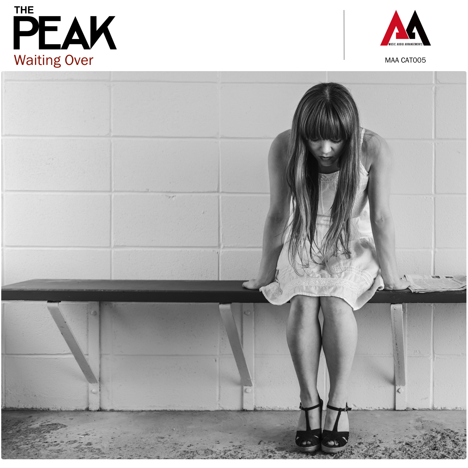 The Peak - Waiting over (Music Audio Arrangements)