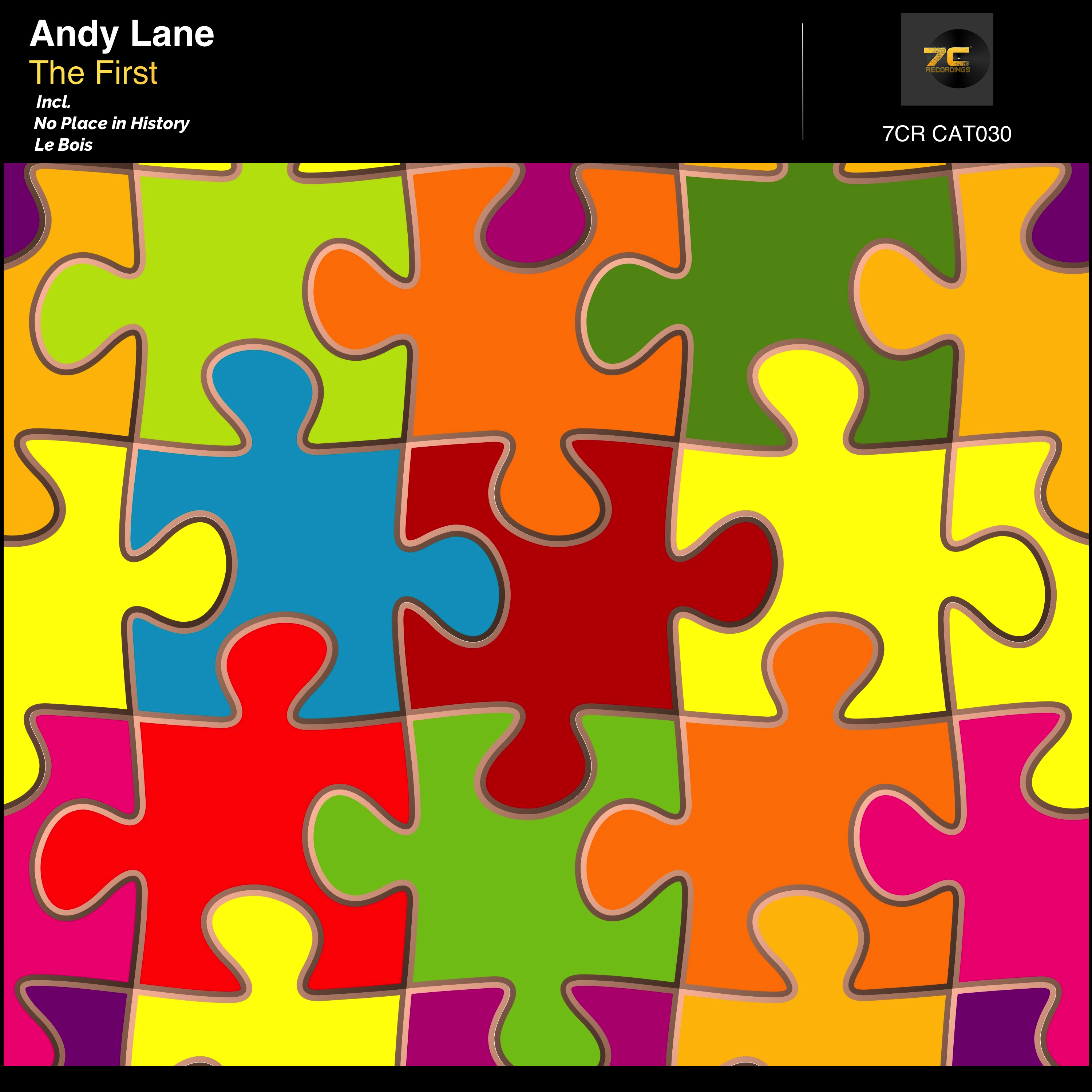 Andy Lane - The first (7c Recordings)