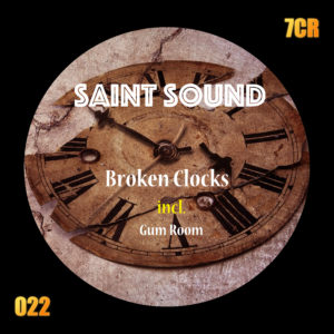 Saint Sound - Broken Clocks