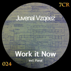 Juvenal Vzqeez - Work It Now