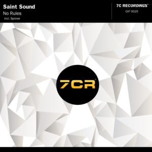 Saint Sound - No Rules