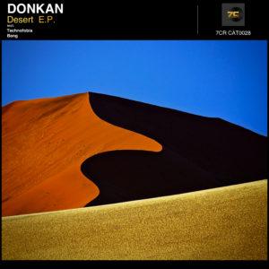 Donkan - Desert EP
