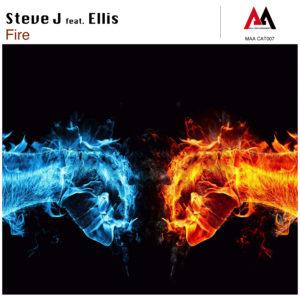Steve J feat. Ellis - Fire