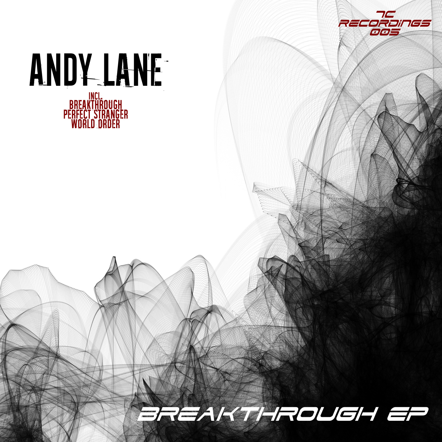 Andy Lane - Breakthrough ep (7c Recordings)