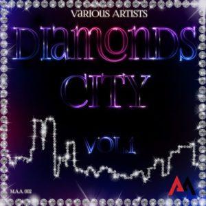 AAVV - Diamonds City Vol. 1 (compilation)