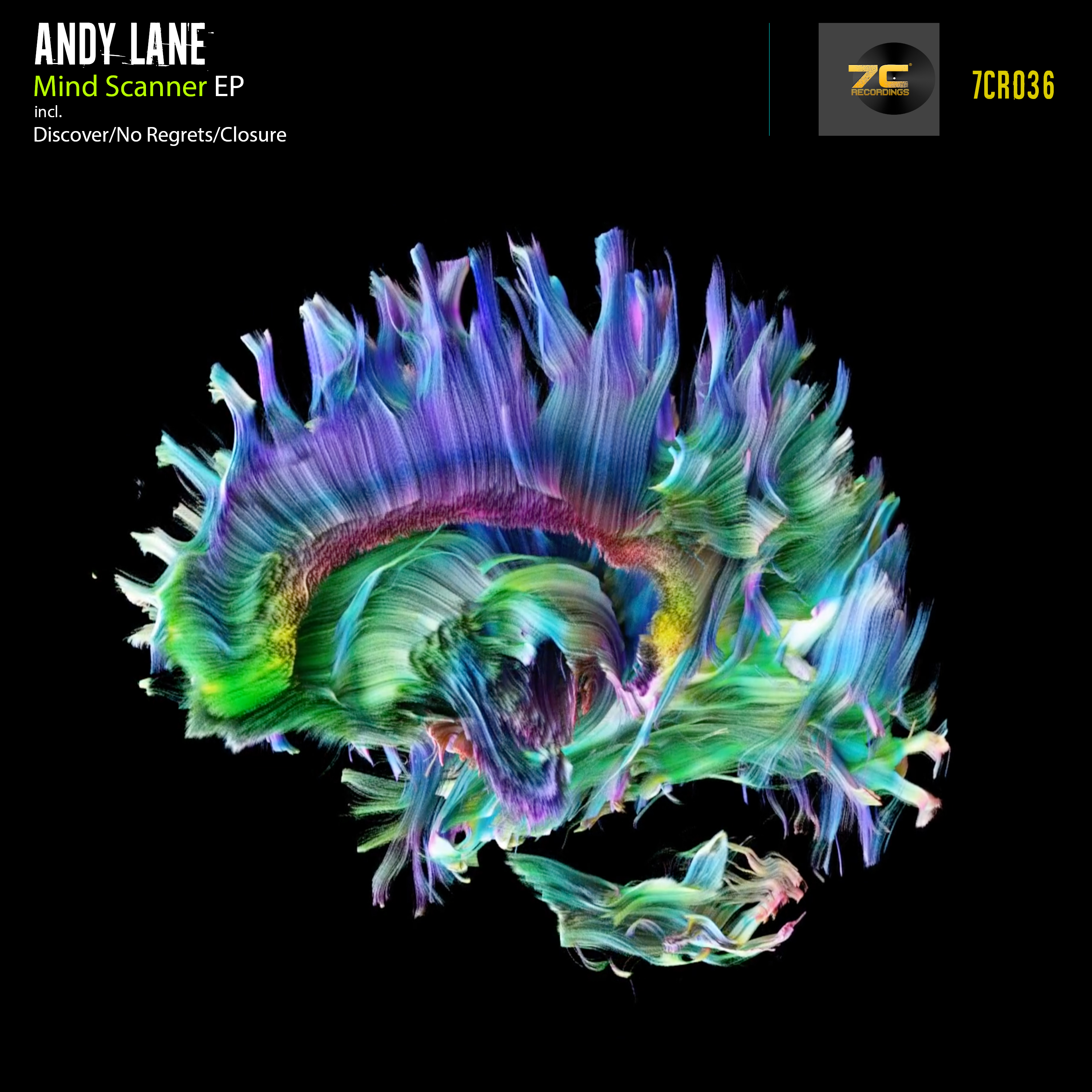 Andy Lane - Mind Scanner E.P.