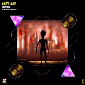 ANDY LANE - INVASION